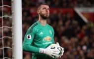Nếu De Gea 'giở chứng', đây là 3 sự thay thế hoàn hảo cho Man Utd