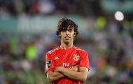 Sợ Atletico, Man Utd vung 120 triệu euro chiêu mộ 'hàng hot' Benfica