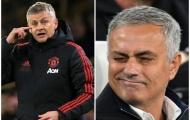 Đã đến lúc Solskjaer chứng minh phát biểu của Mourinho là 'sai lầm'