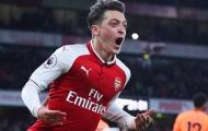 'Hàng hot' Ajax: 'Thần tượng của tôi là Mesut Ozil'