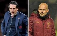 'Tự chặt tay phải', Emery tính mời 'đồ đệ' Wenger về Arsenal thay thế