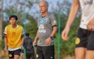 Bại tướng của HLV Park Hang-seo tháo chạy khỏi U23 Thái Lan