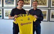 'Cơn lốc' cánh trái Nico Schulz, tân binh Dortmund đỉnh đến thế nào?