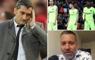 Cảnh báo! Valverde vẫn sẽ bị Barca cho 'đội nón ra đi' vì một lý do