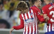 Griezmann và điệu nhảy cuối cùng trong màu áo Atletico