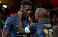 Không phải Pogba, Man Utd trao băng đội trưởng cho cái tên gây sốc
