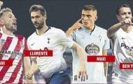 Barcelona chốt 4 ứng viên thay thế Luis Suarez