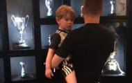 Đến Juve, Ramsey 'mỏi mắt' đếm danh hiệu