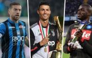 ĐHTB Serie A 2018/2019: Ronaldo và 'cây trường sinh' 36 tuổi