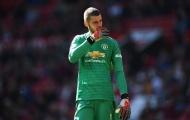 Man United và 4 phương án lí tưởng thay thế De Gea: Nhân tố 'X' Henderson