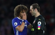 'Tổ lái ngoạn mục', David Luiz nói điều gây sốc tới Petr Cech