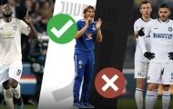 Antonio Conte đến Inter Milan: 2 người thắng 1 kẻ thua