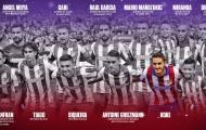 Juanfran rời đi, Atletico chỉ còn 1 cái tên ở chung kết Champions League 2014
