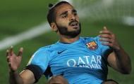 Không có chỗ đứng, 'vũ công Samba' bị Barca cho ra rìa