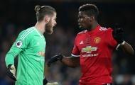 Pogba và De Gea, ở Man Utd chẳng ai là không thể thay thế!