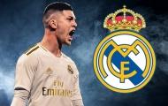Real tìm kiếm sự thay thế Jovic trong 'cơn ác mộng' của Sergio Ramos