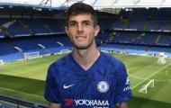 Tân binh nói về khả năng cống hiến cho Chelsea