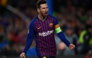 Thay thế Messi, Barca chi 160 triệu, quyết nổ 'bom tấn' ngay hè 2019