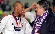 Del Bosque tiết lộ lý do bất ngờ khiến Anelka 'giận' Real Madrid