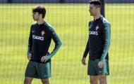 """""""Được chơi cạnh Ronaldo, giấc mơ của tôi đã thành sự thật"""""""