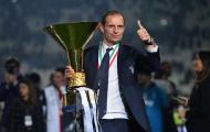 'Một HLV từ Manchester đang tới Juventus'