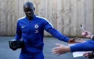 Chelsea nguy to! Kante chấn thương trước đại chiến Arsenal