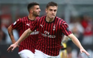 Hé lộ đội hình AC Milan đối đầu SPAL: Tam tấu Borini - Suso - Piatek