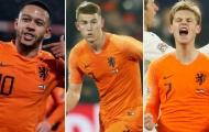 Robben, Depay và những cầu thủ giành giải Johan Cruyff đã thể hiện ra sao? (Phần 2)