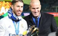 Zidane ra tay, rõ vụ Ramos rời Real Madrid