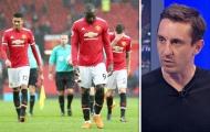 '5 năm nữa thì may ra Man Utd mới có danh hiệu'