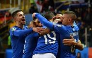 CHÍNH THỨC: Italia triệu tập đội hình, 'siêu' thủ môn bị gạch tên