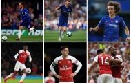 Đây! 3 điểm nóng sẽ định đoạt đại chiến Arsenal - Chelsea tại Baku