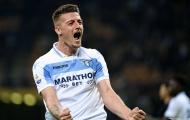 """NÓNG: """"Sếp lớn"""" Lazio cho phép mục tiêu 130 triệu euro của Man Utd ra đi"""