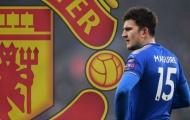 'Cậu ấy sẽ là Rio Ferdinand của Man Utd'