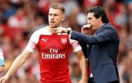 Đau lòng! Emery kể 1 điều về Ramsey khiến tim fan Arsenal 'tan nát'