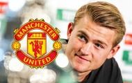 De Ligt: 'Cầu thủ M.U ấy tuyệt vời, nhanh và giàu kỹ thuật'