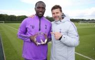Tottenham có giải thưởng mới, bất ngờ với người được vinh danh