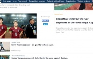 CHÍNH THỨC: Dính chấn thương rách bắp đùi, 'Messi Thái' rút lui khỏi ĐT Thái Lan