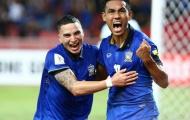 ĐT Thái Lan nhận 1 tin vui và 1 tin buồn trước trận gặp ĐT Việt Nam