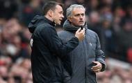 Mourinho: 'Tôi cảm thấy gần như bị giam cầm ở nước Anh'