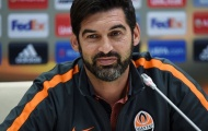 AS Roma đưa HLV Shakhtar Donetsk vào tầm ngắm