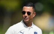 Choáng! 'Crisitano Ronaldo' rạng rỡ khoác lên mình áo tập tuyển Italia