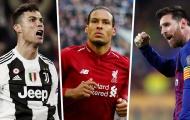 ĐHTB Champions League 2018/2019: Thủ Liverpool + bộ ba sát thủ
