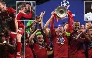 Những khoảnh khắc ấn tượng nhất CK Champions League: Phượng Hoàng 'thổi bay' Gà trống