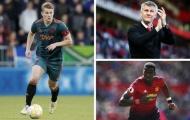Với 7 tân binh, đội hình Man United mùa tới khủng như thế nào?