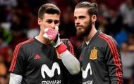 Kepa phát biểu bất ngờ về 'kẻ nổi loạn' tại Man Utd