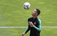 Vừa lên tuyển, Ronaldo đã đặt mục tiêu thi đấu tại World Cup 2022