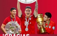 XONG! Mối tình James-Bayern tan vỡ, số 11 đưa ra câu trả lời cuối cùng
