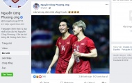 Các tuyển thủ Việt Nam ăn mừng thế nào trên mạng xã hội sau trận thắng Thái Lan