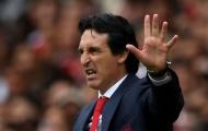 'Emery nói Arsenal không thể tin tôi quá nhiều, 1 cú sốc'
